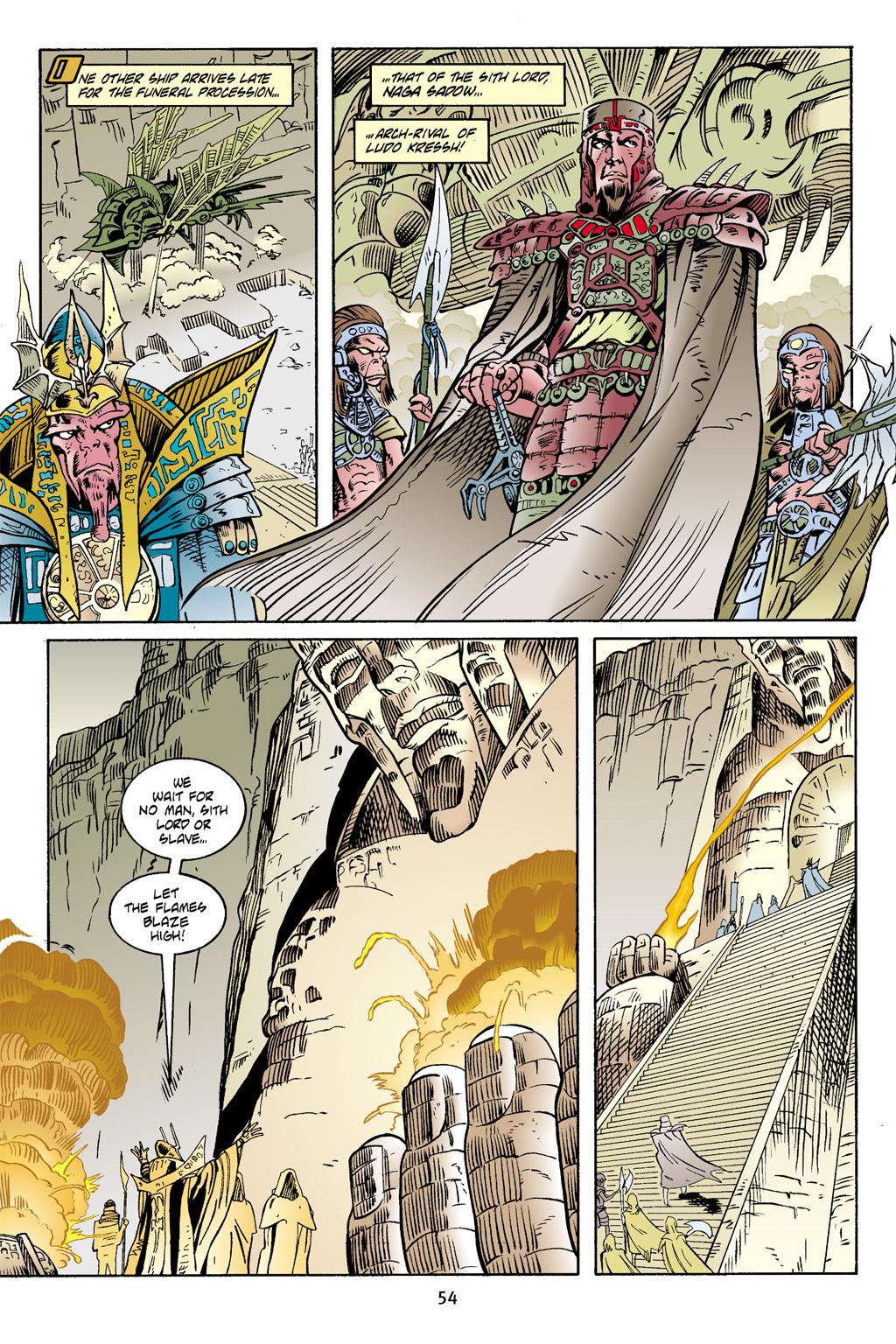 Read online Star Wars Omnibus comic -  Issue # Vol. 4 - 51