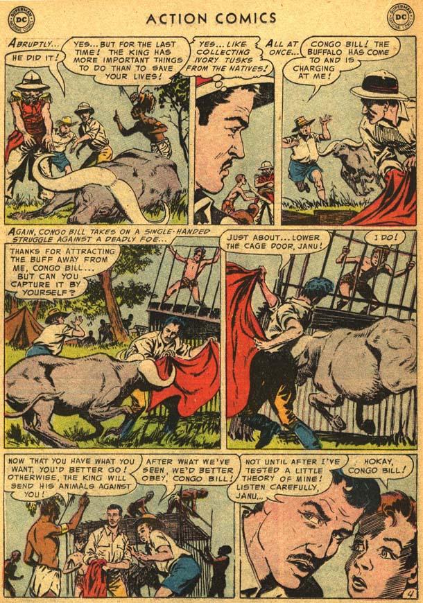 Action Comics (1938) 210 Page 21