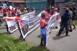 Foto Aksi di Manokwari - WPNA - NFRPB