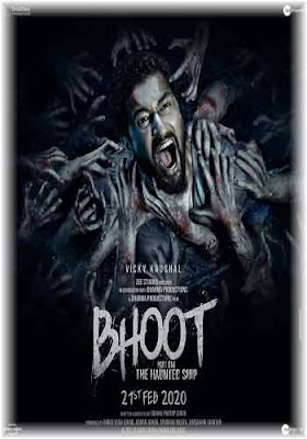 Bhoot Part One The Haunted Ship 2020 720p AMZN HDRip x264 | 480p 300MB
