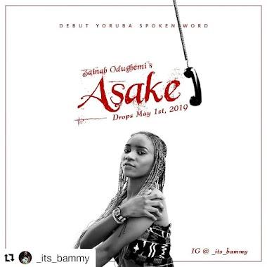 Yoruba Spoken Poetry : Zainab Odugbemi's Asake