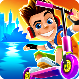 Download Skyline Skaters v1.0.8 Mod Apk (Unlimited Money)