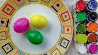 Cara Membuat Pot Mini dari Cangkang Telur Serta Menghias Telur
