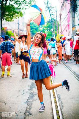 Fantasia de Carnaval Improvisada