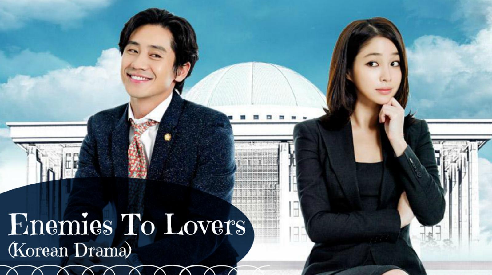 Top 13] Best Enemies Becomes Lovers Romances Korean Drama - Asian