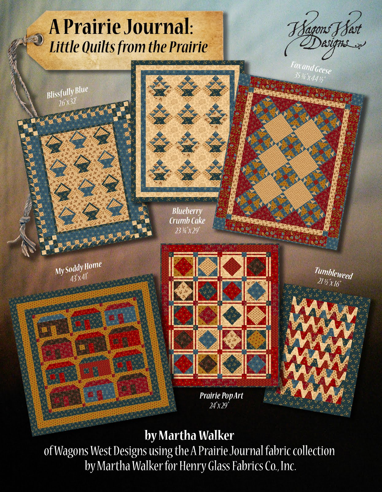 Little Quilts from the Prairie