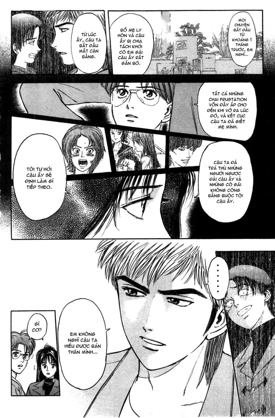 Psychometrer Eiji chapter 42 trang 17