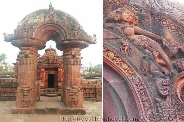 Odisha Bhubaneswar Temples - Mukteswara Temple