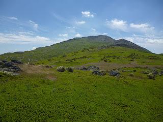 Pico Ocejón desde collado Viezo (1739 m)