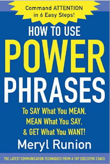 How to Use Power Phrases : Meryl Runion Download Free Self-help Book