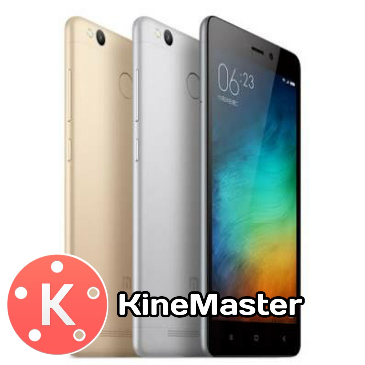 Cara Hilangkan Watermark Dan Dapatkan Video Layer Aplikasi Xiaomi Redmi 3 Pro Kinemaster Pada