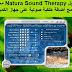 تحميل Natura Sound Therapy 3-0 مجانا برنامج أضافة خلفية صوتية على جهاز الكمبيوتر