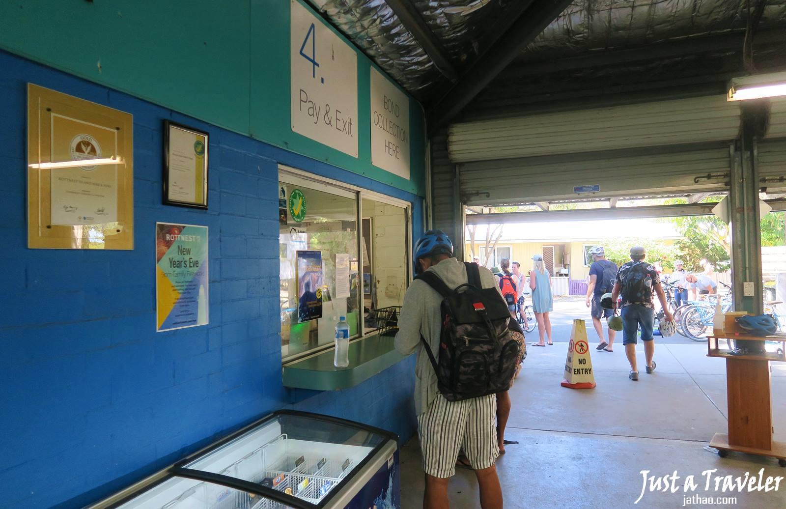 澳洲-西澳-伯斯-景點-羅特尼斯島-Rottnest Island-腳踏車-自行車-推薦-自由行-交通-旅遊-遊記-攻略-行程-一日遊-二日遊-必玩-必遊-Perth