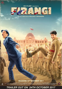 Firangi 2017 Hindi DVDScr 1Gb x264 New source