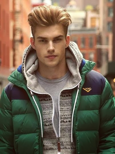 Boy S Hairstyle New Hairstyle For Hansome Look