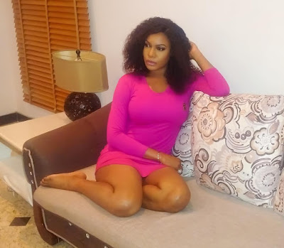 Chika Ike says she is not a role model