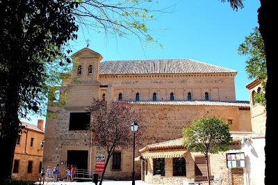 Sinagoga del Tránsito. Ruta histórica por Toledo