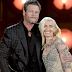 BLAKE SHELTON AND GWEN STEFANI PERFORM AT 2016 BILLBOARD MUSIC AWARDS