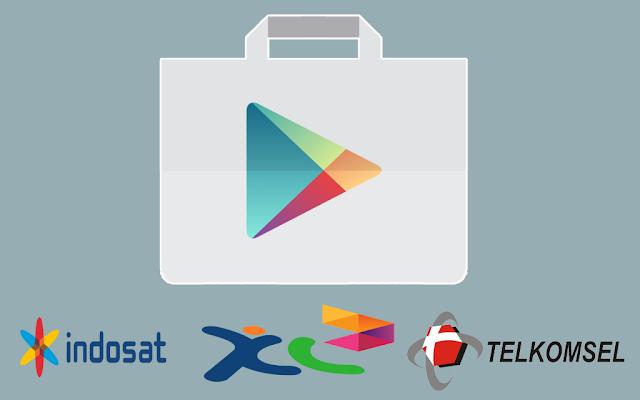 3 Cara Membeli Aplikasi Android Dengan Potongan Pulsa Kumpulan