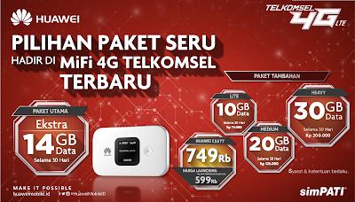 modem 4G Telkomsel