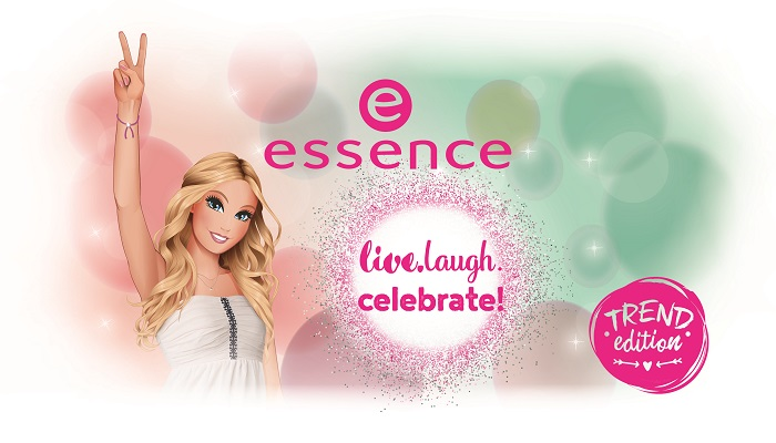 essence live laugh celebrate trend edition