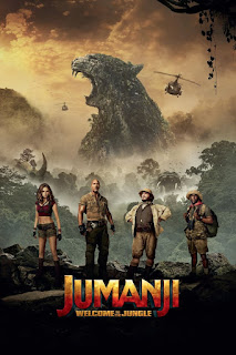 Nonton Film Jumanji : Welcome to the Jungle Subtitle Indonesia ~ Download Film Box Office 2018
