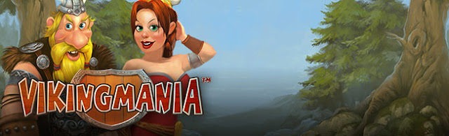 Game Vikingmania Slots