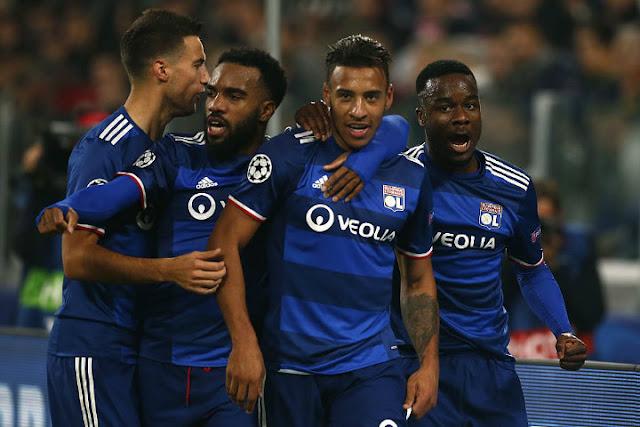 Tolisso a marqué le but de l'égalisation contre la Juventus