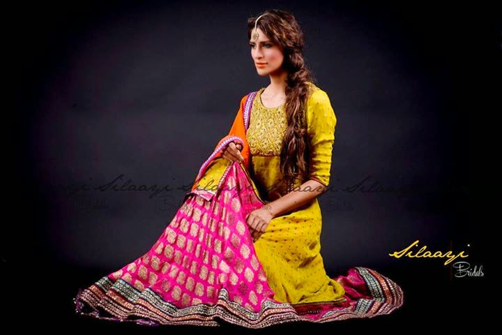 Silaayi Bridal Trends in Pakistan