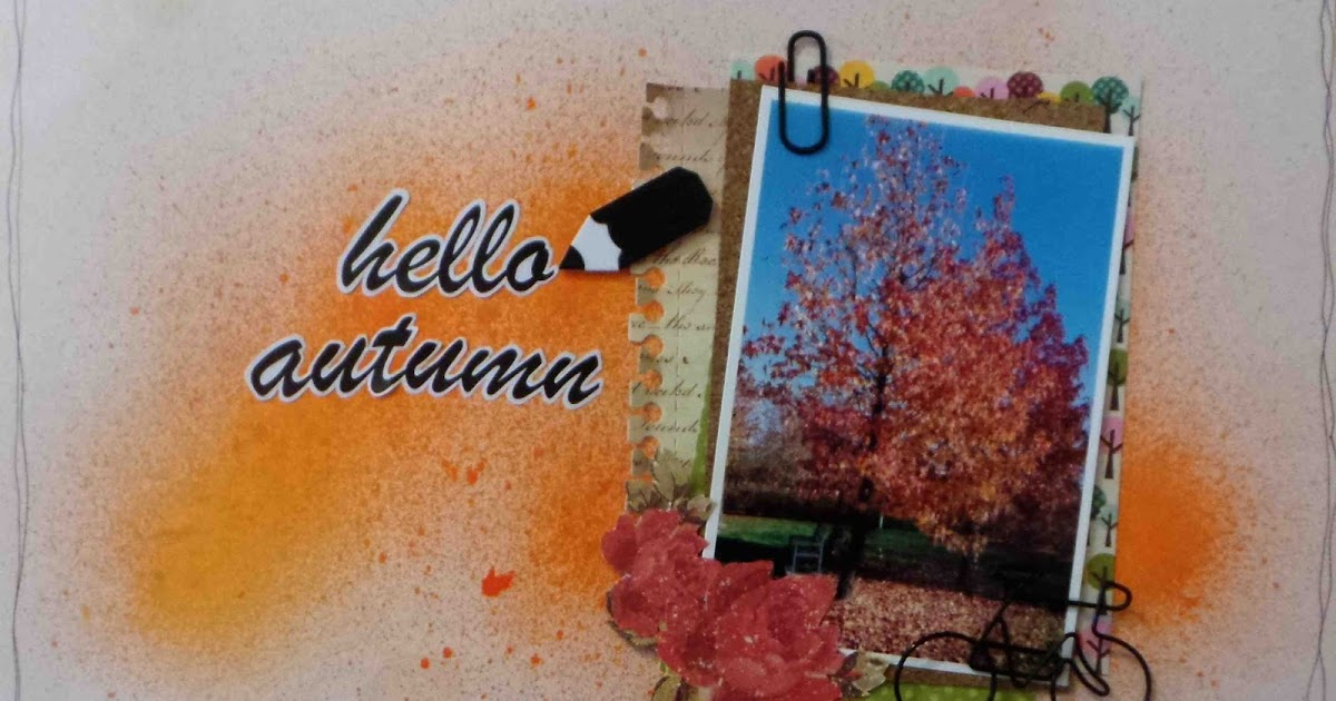 Foglie rosse e... ecco l'autunno
