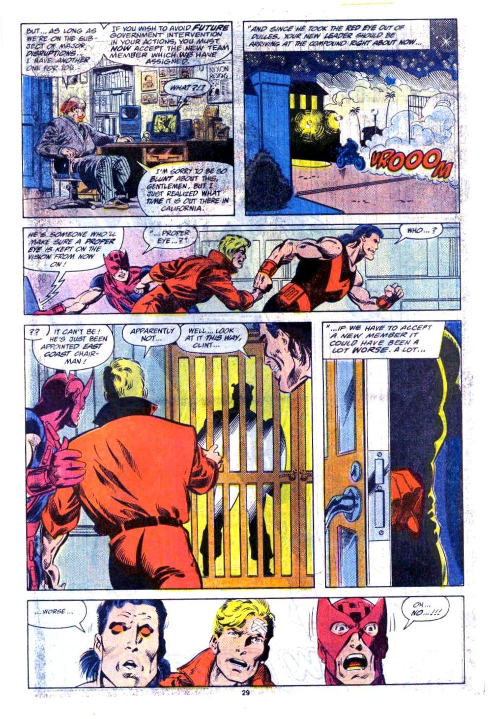 Captain America (1968) Issue #354b #287 - English 22