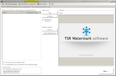 TSR Watermark Image Pro full crack and portable
