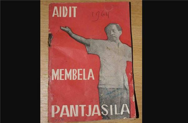 "Setahun Sebelum Memberontak, PKI Membuat Buku ""Aidit Membela Pancasila"""