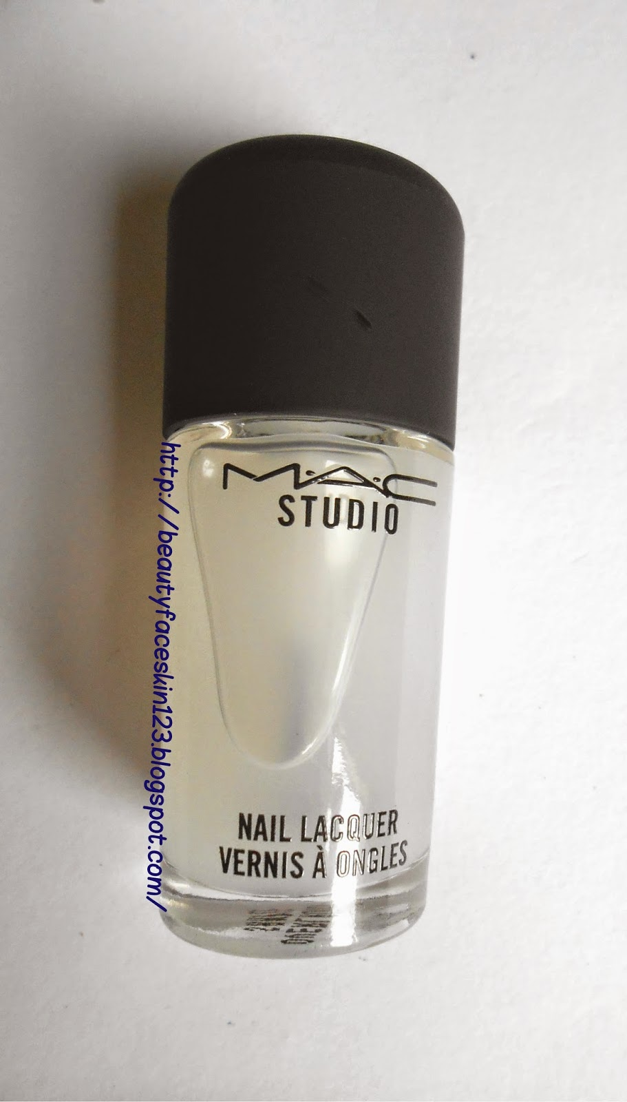 GREAT SKIN&LIFE: REVIEW ON MAC STUDIO MATTE OVERLACQUER
