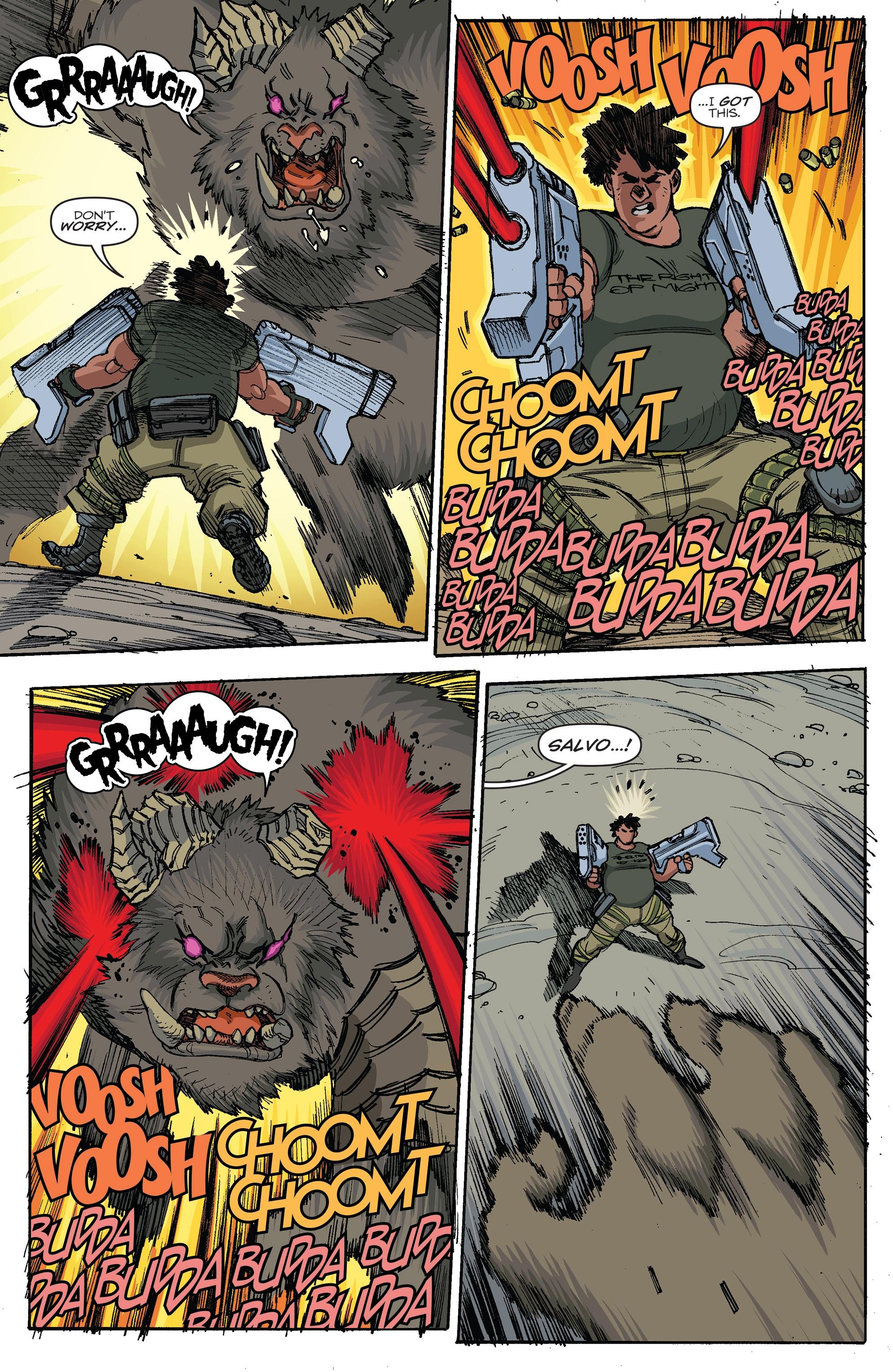 Read online G.I. Joe (2016) comic -  Issue #6 - 16