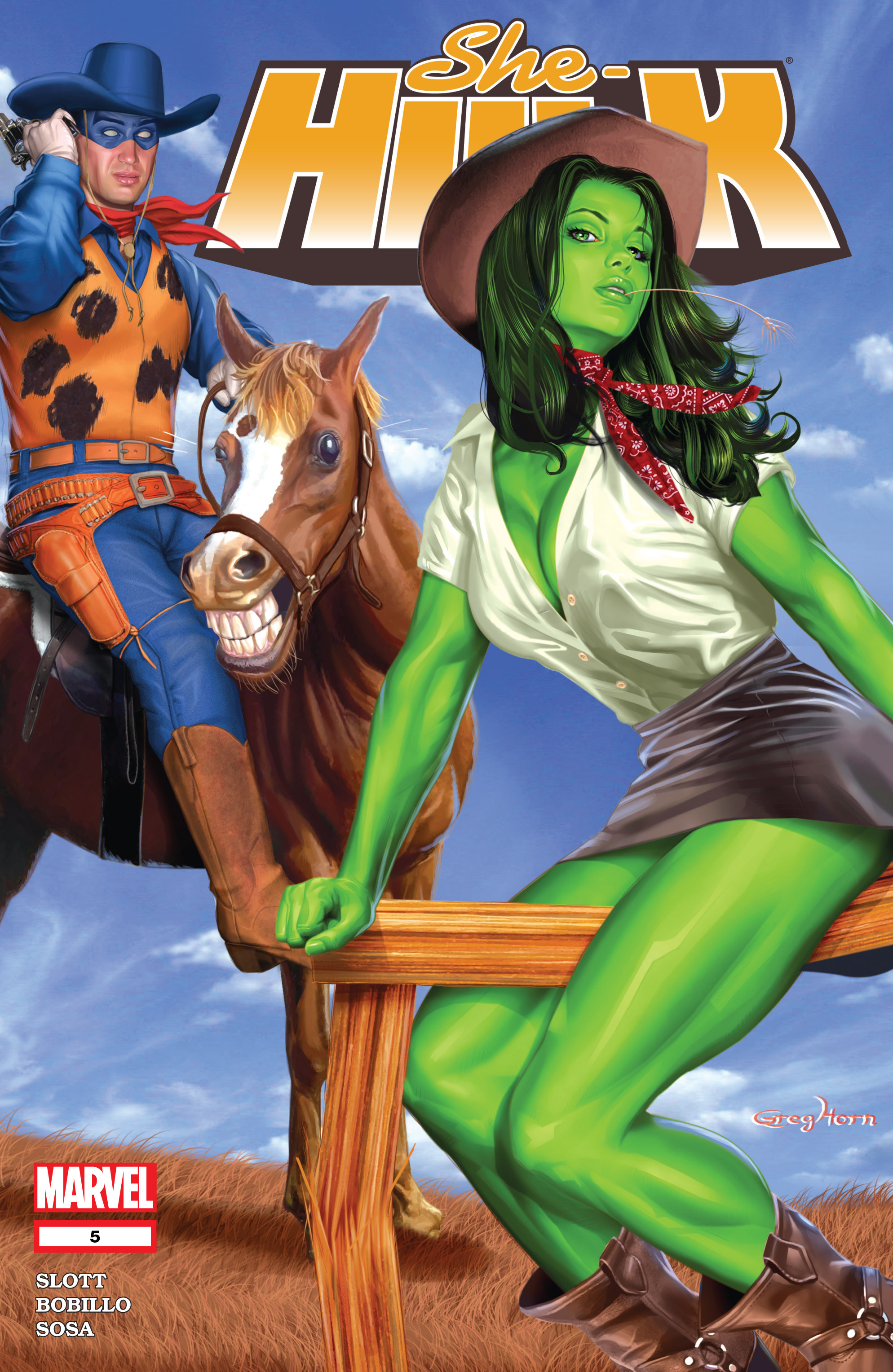 Read online She-Hulk (2005) comic -  Issue #5 - 1