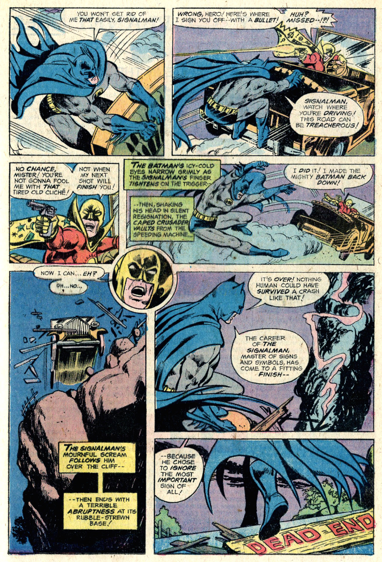 Detective Comics (1937) 466 Page 20
