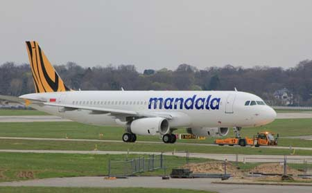 Nomor Call Center Customer Service Tigerair Mandala