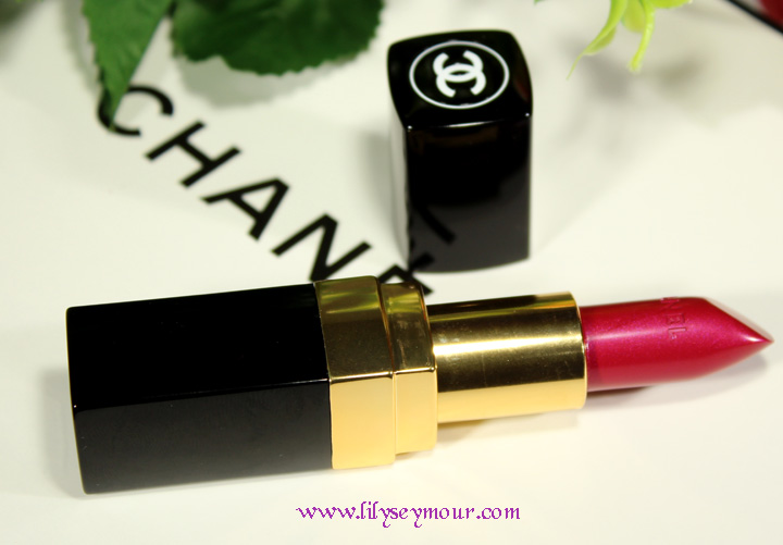 Chanel Emilienne Rouge Coco Lip Colour