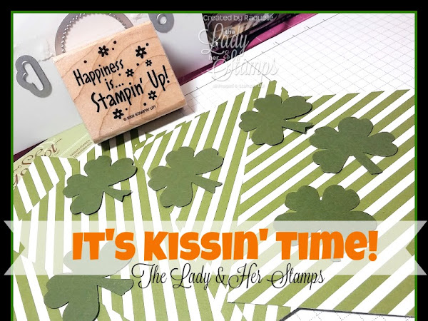 It's Kissin' Time!