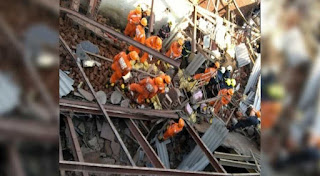 3 dead, 8 injured in Mumbai's under-construction building collapse