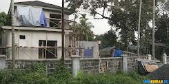 renovasi dan rehap total rumah mewah di depok