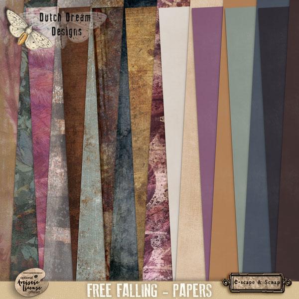 Free Falling Kit