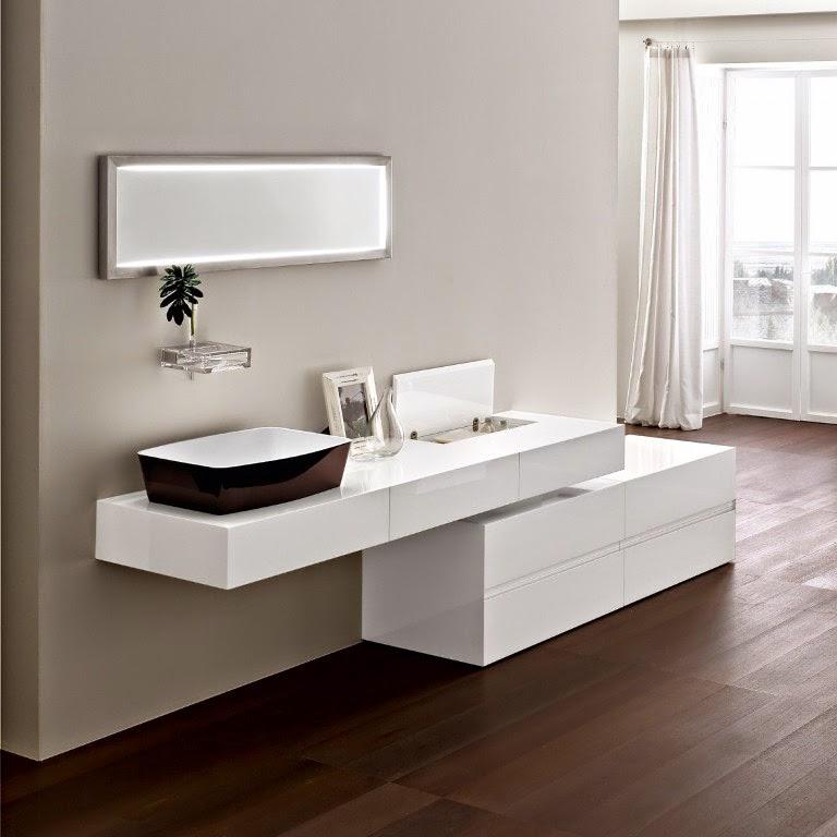 Muebles de ba o de dise o italiano for Disenos de muebles para banos