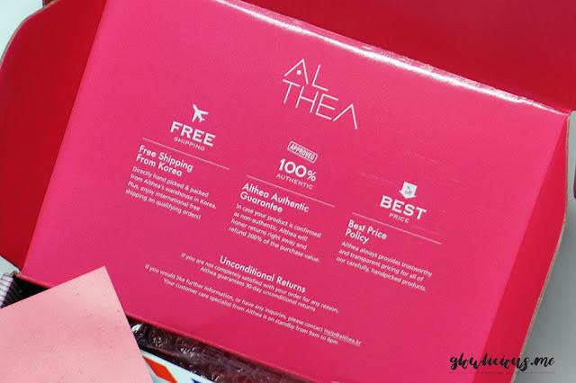 Althea Chok Chok Box