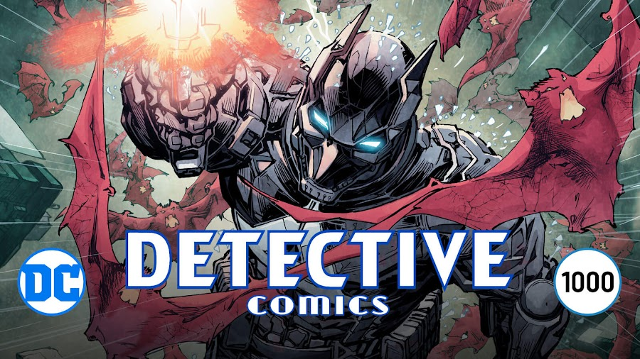 detective comics batman arkham knight dc comics