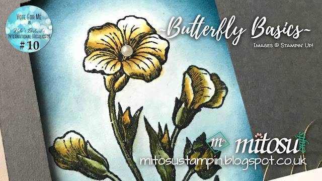 Order Stampin' Up! Butterfly Basics & Everyday Label Punch from Mitosu Crafts UK Online Shop