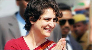priyanka-gandhi-will-come-to-lucknow-on-friday