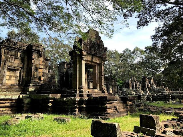 Angkor Thom - Camboja