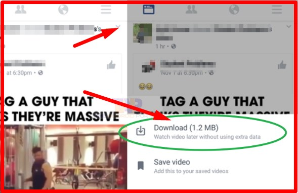 How to download facebook videos on your android phone easy way